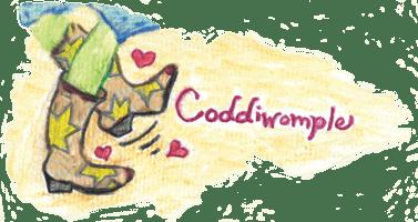 Coddiwomple-Boots